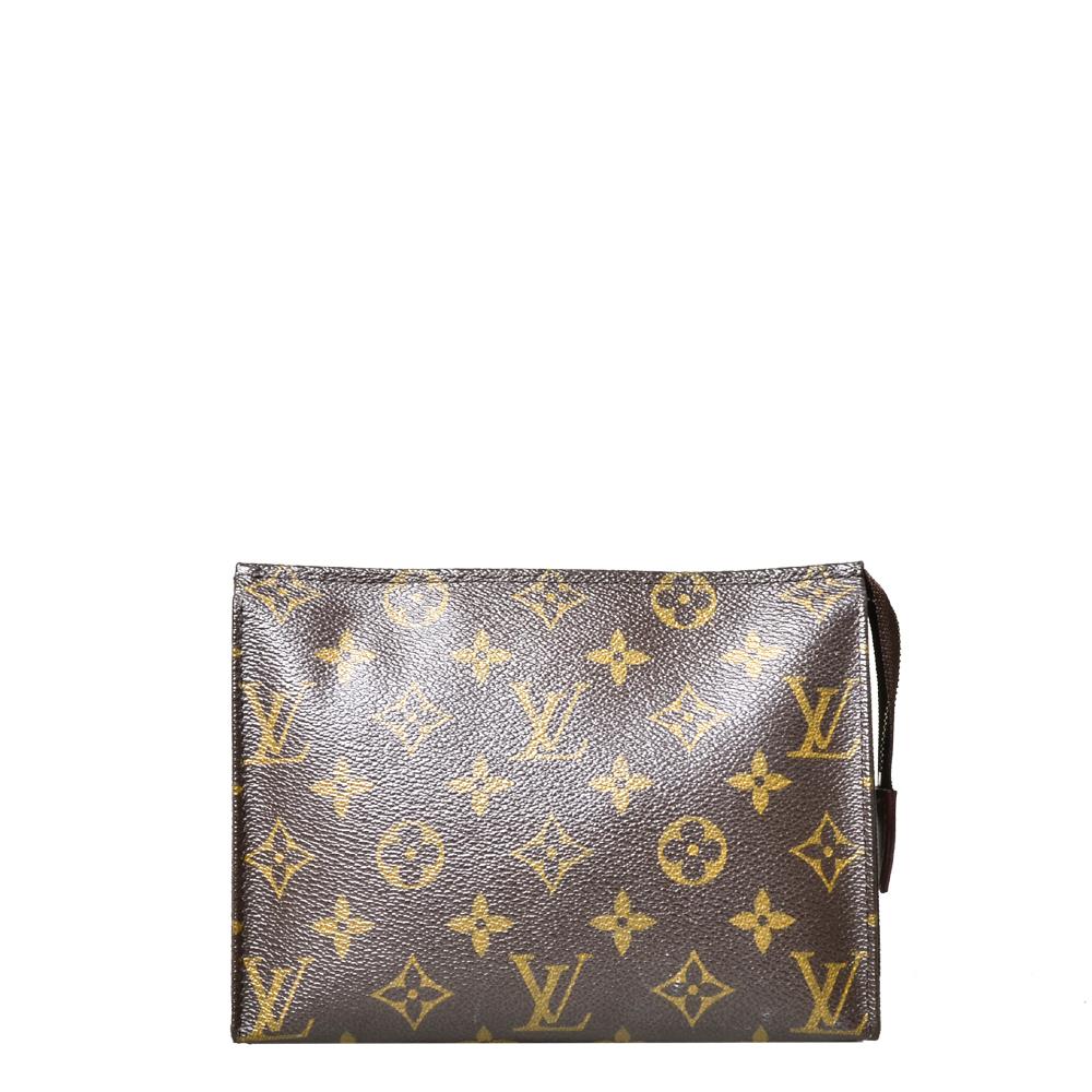 Louis Vuitton kosmetiktasche Poche soufflet LV-Monogram1 Kopie