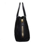 Tom Ford Shopper buckskin leather black5 Kopie