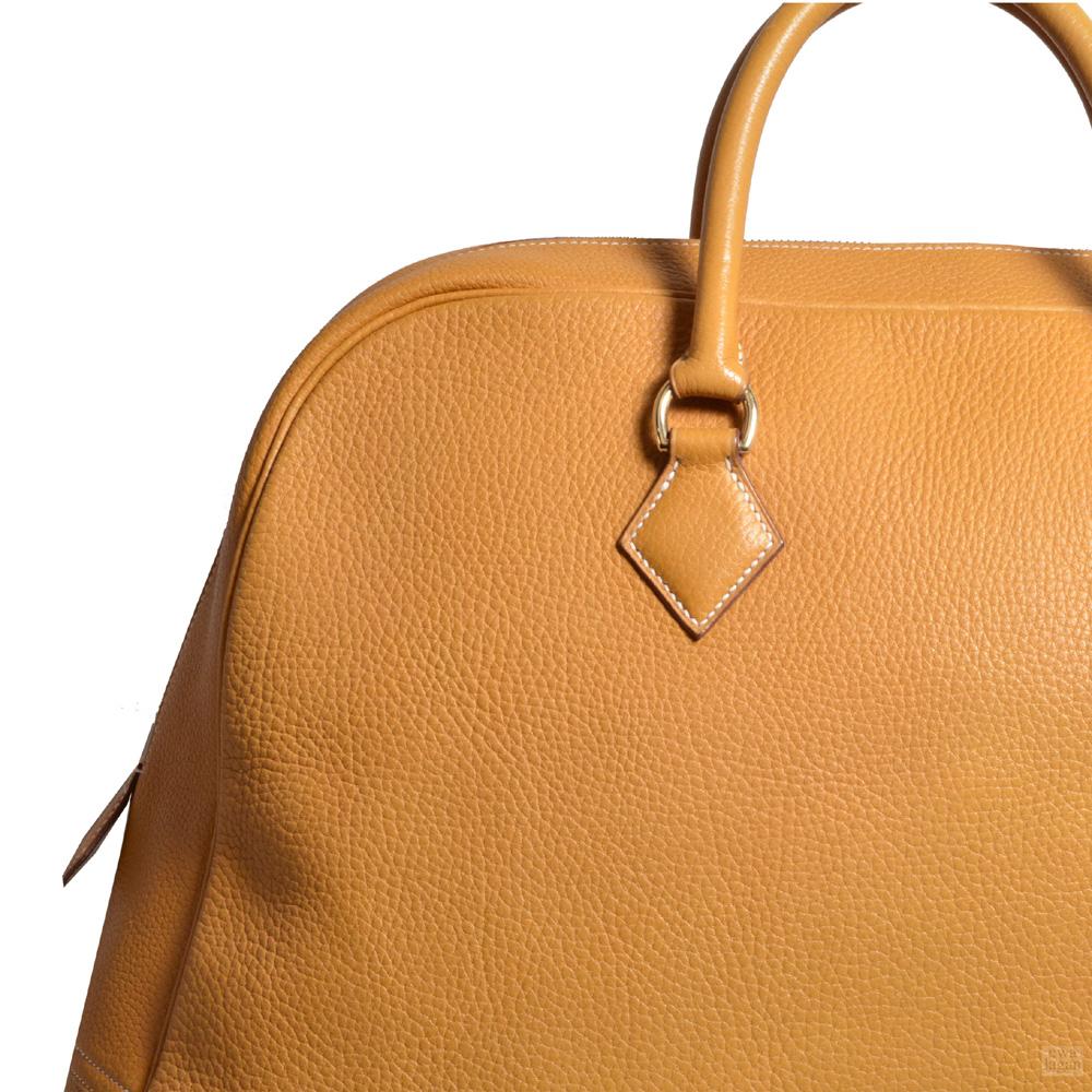 d3d696b7096 ewa lagan - Hermès Plume Travel Fjord Leather Leder Naturell ...