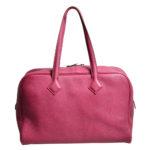 Hermès_Victoria_Clemence_rouge_palladium RT Kopie