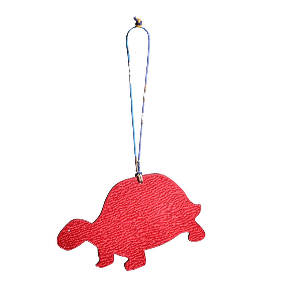 Hermès_Charm_turtle_red_graphit_Epsom_VT Kopie