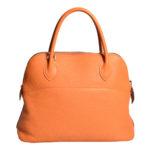 Hermès_Bolide_Clemence_orange_palladium_1 Kopie – Kopie