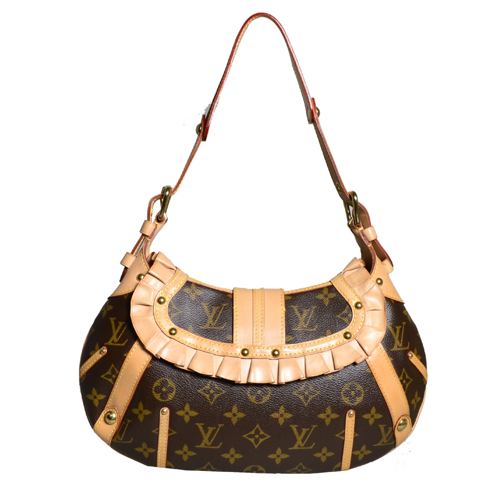 Louis Vuitton Leonor bag LV-Monogram limited edition_2 Kopie