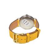 Hermes Meteore watch epsom yellow steel_4 Kopie