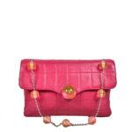 chanel cube shoulder bag pink Kopie