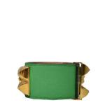 hermes collier de chien bracelet swift bamboo gold L_3 Kopie