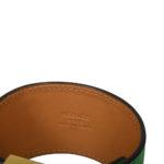 hermes collier de chien bracelet swift bamboo gold L_5 Kopie