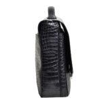 Bally_briefcase_alligator_black_silver_2 Kopie