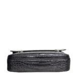 Bally_briefcase_alligator_black_silver_7 Kopie