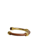 Hermes armband braun gold 1 Kopie