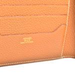 Hermes_wallet_Togo_gold_6+