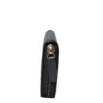 Chanel boy wallet mini zipper Caviarleather black silver _6 Kopie