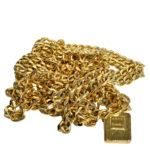 Chanel chain belt gold parfum gold 1 Kopie