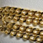 Chanel chain belt gold parfum gold 3 Kopie