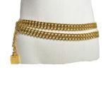 Chanel chain belt gold parfum gold 5 Kopie