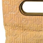 Louis Vuitton Defile Printemps-Ete 2008 Pochette beige gold vernis buckskin_2 Kopie