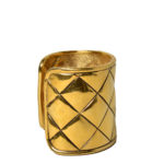 chanel bracelet gold honeycomb 1 Kopie