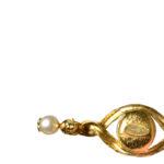 chanel brooch gold pearl 3 Kopie