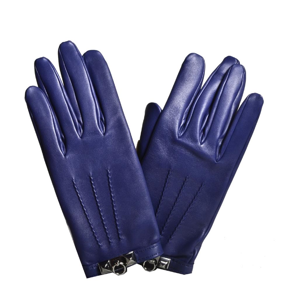 Ewa Lagan Hermes Gloves Size L
