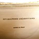 Ermanno Scervino FAUBOURG bag beige gold_2 Kopie