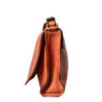 Gucci shoulder bag Harness leather orange_12 Kopie