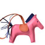 Hermès_rodeo_mm_swift_pink_orange_blau_1 Kopie