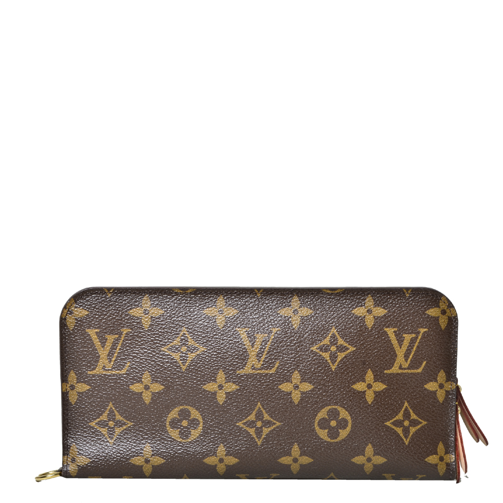 Louis Vuitton Insolite Wallet with limited edition Articles de Voyage lining7 Kopie