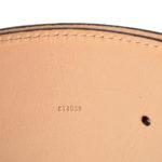 Louis Vuitton LV Initalies vernis bordeaux gold_4 Kopie