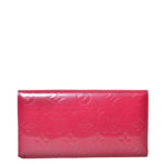Louis Vuitton sarah wallet vernis pink Kopie