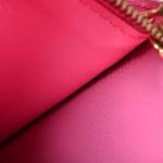Louis Vuitton sarah wallet vernis pink2 Kopie