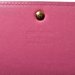 Louis Vuitton sarah wallet vernis pink3 Kopie