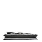 Prada Clutch Marmo+nube Saffiano leather grey black3 Kopie
