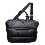 Prada hand bag Tessuto Bomber black Nylon_10 Kopie