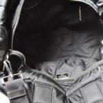 Prada hand bag Tessuto Bomber black Nylon_11 Kopie