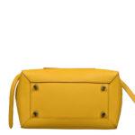 Celine_Handbag_Microbelt_yellow_leather_4 Kopie