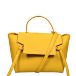 Celine_Handbag_Microbelt_yellow_leather_7 Kopie