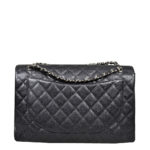 Chanel_Timeless_classic_jumbo_caviar_leather_black_silver_2 Kopie