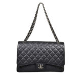 Chanel_Timeless_classic_jumbo_caviar_leather_black_silver_4 Kopie