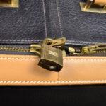 Hermes_suitcase_leather_black_beige_14 Kopie