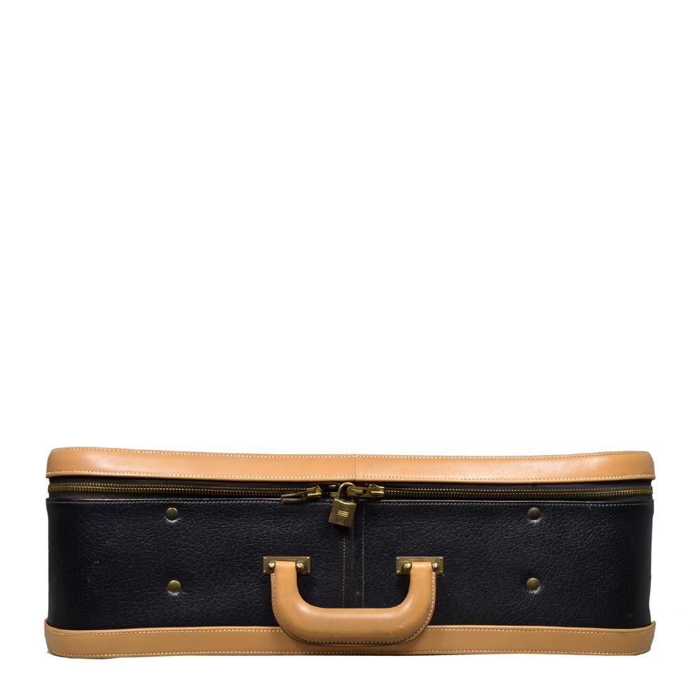 Hermes_suitcase_leather_black_beige_8 Kopie