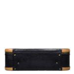 Hermes_suitcase_leather_black_beige_9 Kopie