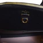 Louis Vuitton City Streamer Taurillon MM Magnolia schwarz burgundy gold5 Kopie