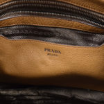 Prada_Handbag_Cognac_with_crossbody_stripe_7 Kopie