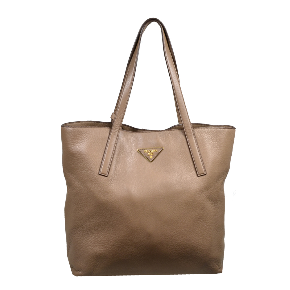 Prada_Shopper_leather_cognac_gold_10 Kopie