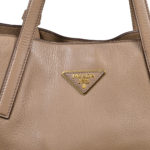 Prada_Shopper_leather_cognac_gold_3 Kopie