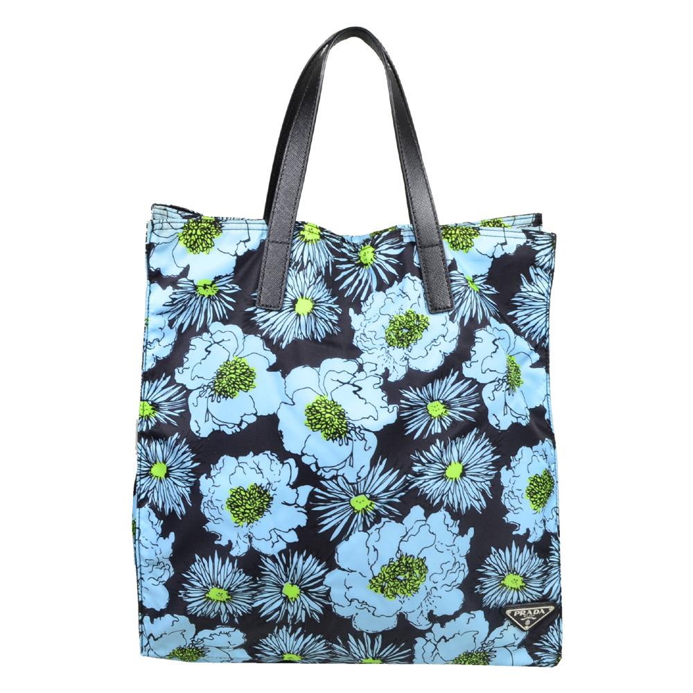 Prada_nylon_flower_bag_blue_black_green_1 Kopie
