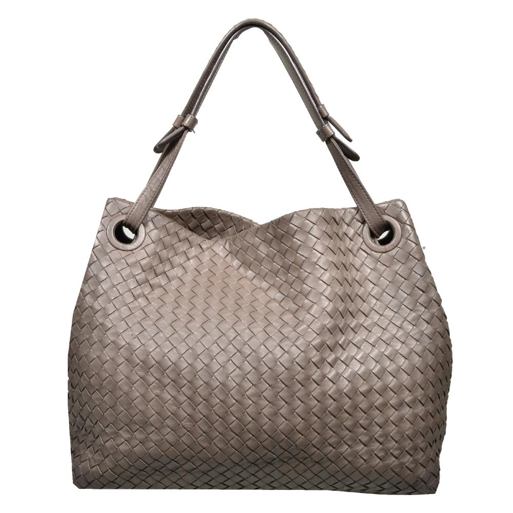 Bottega garda shoulder bag nappa leather toupe_4 Kopie