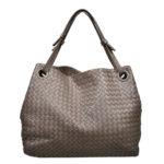 Bottega garda shoulder bag nappa leather toupe_7 Kopie