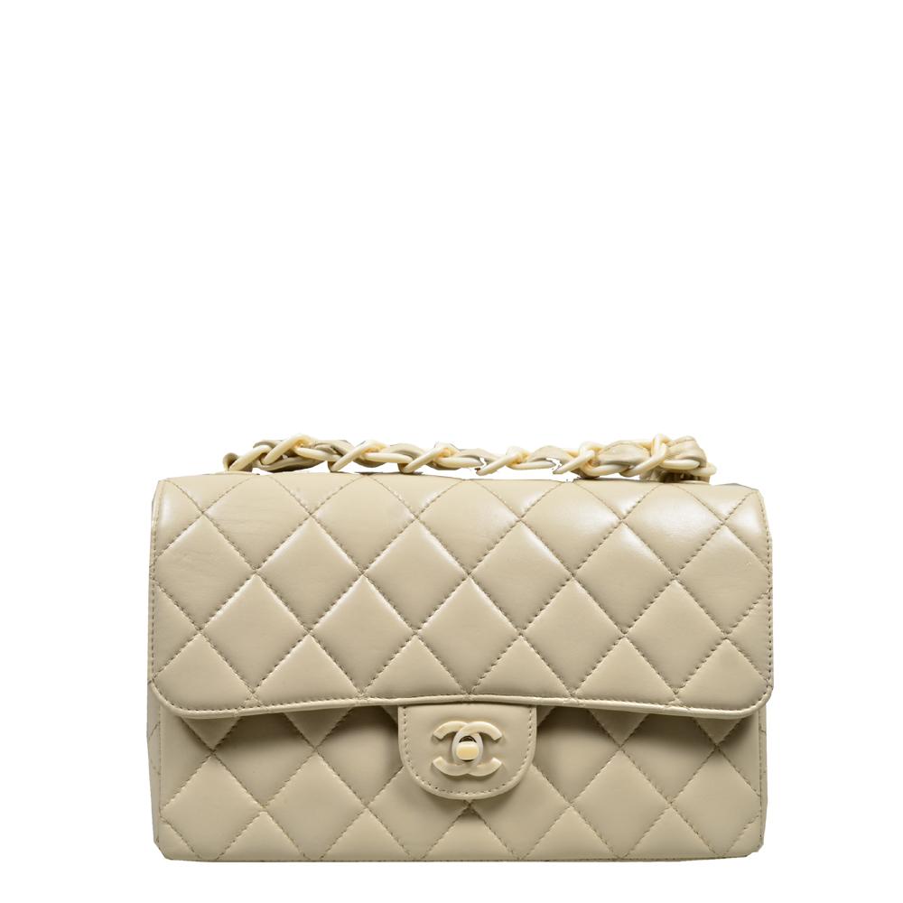 Ewa Lagan Chanel Timeless Nappa Leather Nappaleder