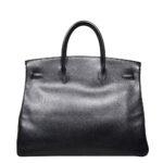 Hermes Birkin 35 black gold Hardware Clemence leather_3 Kopie
